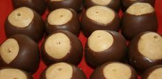 Crock Pot Buckeye Candy... Holidays, Special events.... YUM!  www.getcrocked.com