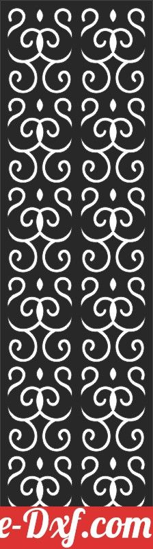 decorative panels for doors wall screen pattern ge80i High quality free Dxf files, Svg, Cdr and Ai Ready to cut for laser Cnc plasma and Download Instantly Doors, Windows, Panel Wall Separator, Gate Decoration, Laser Cut Panels, Decorative Screens, Cnc Plasma, Door Wall, Window Panels, Wall Patterns, Windows And Doors