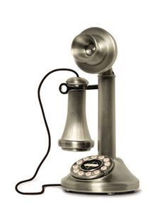 Candlestick Phone by Crosley on Gilt Home. $55