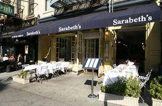 Sarabeth's Upper West side NYC - fantastic desserts