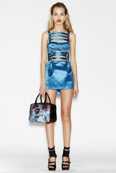 Versus Versace Fall 2010 Ready-to-Wear Collection Photos - Vogue