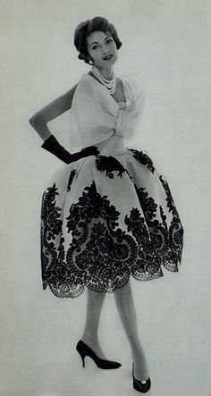 1958  Lanvin-Castillo