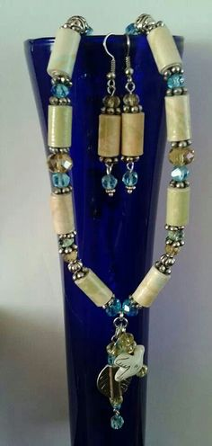Paper beads..necklace
