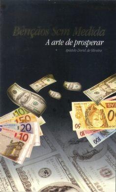 Livro Bençãos sem medida - A arte de prosperar - Apóstolo Doriel de Oliveira | Reviver Representações