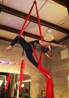 Two 60-Minute Aerial Conditioning Classes, or Into to Aerial Arts Class