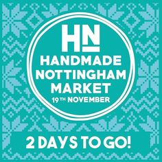 @Regranned from @hnmarkets -  Can't believe it's just 2 days to our Winter Market! Come start your Xmas shopping and get the best gifts from independent designer makers! . Handmade Nottingham Winter Market 19th November at @maltcross . . . #hnmarkets #craftfair #craftmarket #wintermarket #christmasmarket #shophandmade #shoplocal #supportindependent  #whatsoninnottingham #nottingham #nottinghamevent #designermakers #christmas #handmadenottingham - #regrann