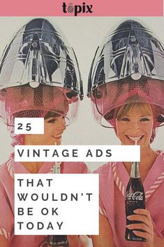 Vintage Stuff These retro ads are hilarious (but also bothersome) Retro Vintage, Retro Ads, Vintage Advertisements, Vintage Stuff, Retro Pin Up, Vintage Posters, Vintage Photos, Funny Memes, Hilarious