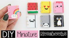 Nim c, diy back to school, diy school supplies, diy crafts for kids, Notebook Design, Notebook Diy, Washi Tape Notebook, Diy Kawaii, Kawaii Crafts, Diy Crafts For Kids, Fun Crafts, Paper Crafts, Nim C