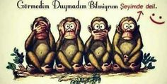 Release № 1017 - Um das Lachen - Anekdoten - ece Best Funny Pictures, Funny Images, Funny Photos, Three Wise Monkeys, See No Evil, Frases Humor, Funny Phrases, Funny People, Best Quotes