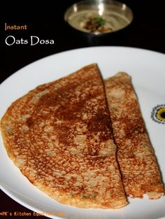Share Tweet Pin Mail Continuing with my 4th post for the #healthydosa marathon, today I share my favorite recipe – Instant Oats dosa. This ...