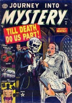 Journey Into Mystery #6 #ComicBookWeddings