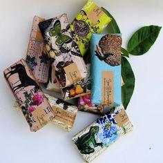 Holiday Soaps Gift Set - Any 8 Bars, All Natural, Handmade Soap, Save Custom Soap Set, Gift Set, Discounted Set, French Vintage Gift Wrap