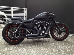 Harley 883...if I ever get one this will be it