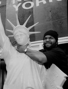 You wanna know the crime of the century, A ghetto elementary, a mental penitentiary - ice cube