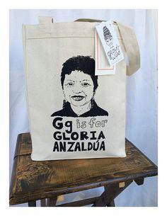 Feminist Alphabet Series; G is for Gloria Anzaldua