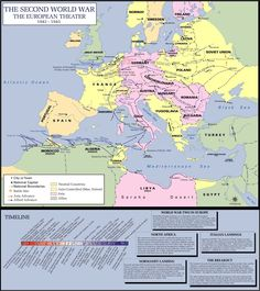 10 Best World War II maps images in 2013 | World war two, Facts, Battle