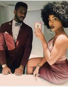 Yes #BlackLove represent! #BrownISBeautiful