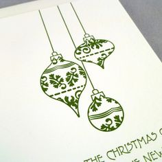 Pattern Ornament Photo Card - armatodesign  Detail  http://www.etsy.com/shop/armatodesign