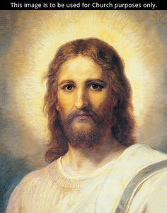 Christ's Image, by Heinrich Hofmann