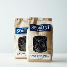 Special Edition Sfoglini Cuttlefish Ink Spaccatelli (2 pounds) on Food52