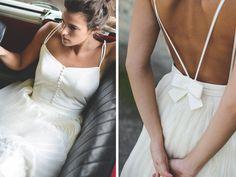 Mademoiselle De Guise - Créatrice de robes de mariée | Modèle: Cécilia | Crédits: Ce jour-là| Donne-moi ta main - Blog mariage