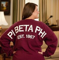 We can't get enough of spirit jerseys!