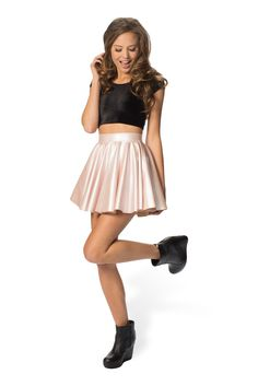 Ballet Cheerleader Skirt - LIMITED (WW $70AUD / US $56USD) by Black Milk Clothing