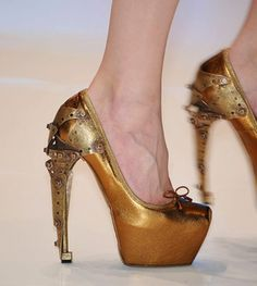 Wow!Those shoes are WOW