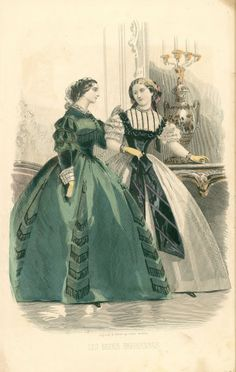 1860 - Peterson's Magazine