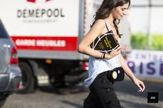 J'ai Perdu Ma Veste / Lilit Rashoyan, Paris.  // #Fashion, #FashionBlog, #FashionBlogger, #Ootd, #OutfitOfTheDay, #StreetStyle, #Style