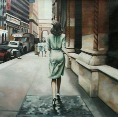 thomas saliot  - Absolutely Stunning Paintings by Thomas Saliot