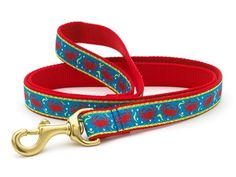 Crabby Lead for Designer Dog