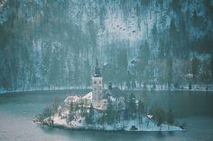 Lake Bled/ Slovenija 2014