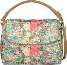 Oilily Medium Shoulder Bag Mint - via eBags.com!