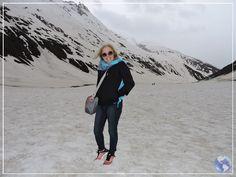 Viagens e Beleza: Zero Point, em Sonamarg: neve até no verão!