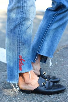 Street style la fashion week automne hiver 2018 2019 de new york denim insulation is absolutely a green choice recycled blue jean insulation such as other cotton insulations can include a greater cost of purchase solutioingenieria Image collections