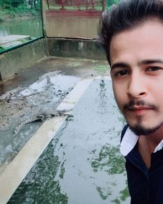 The face and the sweat says it all!  #daniellinz #daniel #linz #danny  #crocodile #scary #sweat #facelook  #scared #crocodiles #aligator #adv  #adventure #live #life #travel #fun  #enjoy #bakkhali #crocodileproject  #f4f #l4l #followforfollow #spam  @worldsbestboy