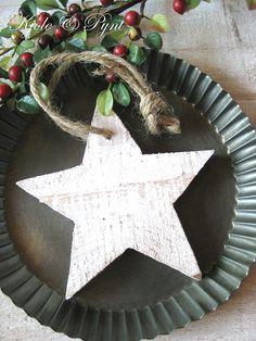 Seidenfeins Blog Vom Schönen Landleben : Julehjerter Diy ... Diy Weihnachtsdeko Blog