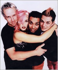 No doubt is undoubtedly classic, real, awesome. No doubt rocks. Lola <3