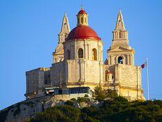 Old church in Malta Architecture Antique, Malta Gozo, Malta Island, Place Of Worship, Archipelago, Beautiful Islands, Landscape Photos, Maltese, Sicily