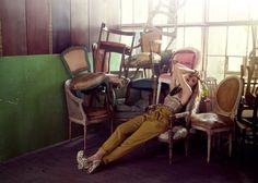 Judy Casey - Photographers - Anna Wolf - Fashion