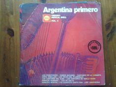 Argentina primero II