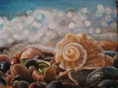 Картина маслом. Море. - картина маслом,картина,Живопись,живопись маслом