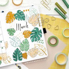 Decorating your March bullet journal? Here are the top 15 best March bullet journal cover ideas for you to copy in your 2021 bullet journal! Bullet Journal Disney, Bullet Journal Goals Page, April Bullet Journal, Bullet Journal Cover Ideas, Bullet Journal Notebook, Bullet Journal Aesthetic, Bullet Journal School, Bullet Journal Ideas Pages, Journal Covers