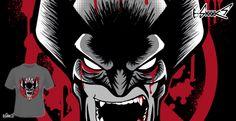 T-shirts - Design: Wolverine Immortal - by: Javier Araiza