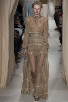 Valentino Spring 2015 Couture Runway