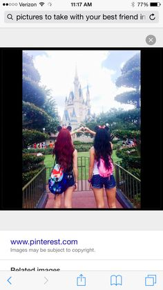 Disney pictures to take