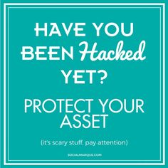 Website Security – Is Your Valuable Asset Protected?