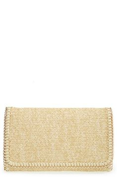 Phase 3 'Zigzag' Chain Clutch available at #Nordstrom