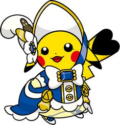 #025 Belle Pikachu (Dream)